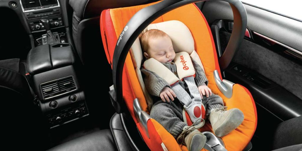 Three Reasons You Must Never Leave Your Child in a Car Seat
