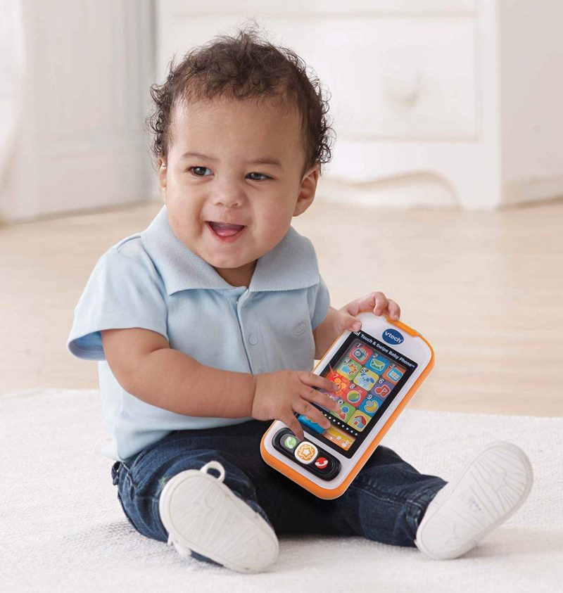 VTech Touch as well as Swipe Infant Phone