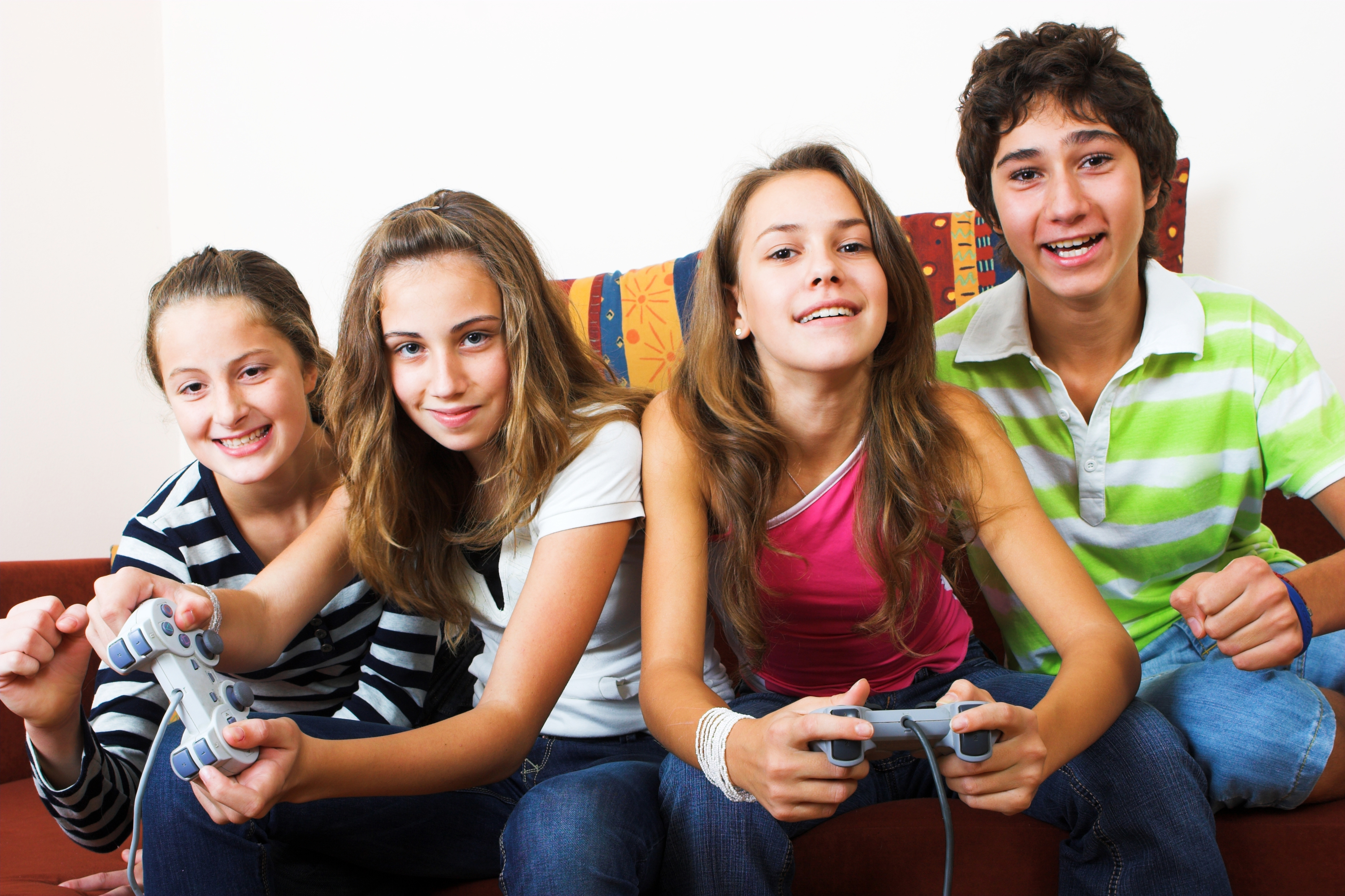 Video Games On Teenagers