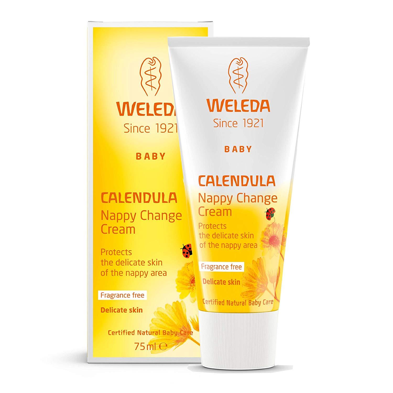Weleda Diaper Care Cream With Calendula