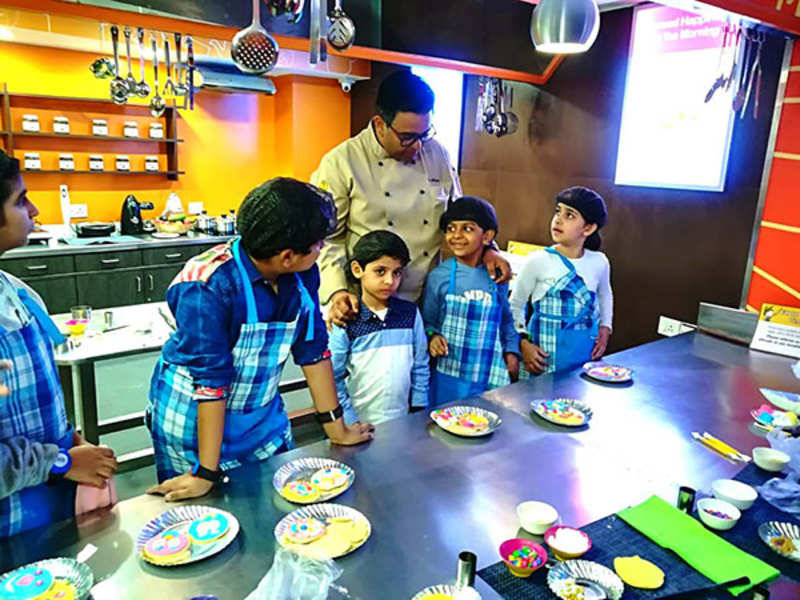 7 Wonderful Tips To Enjoy Cooking With Kids