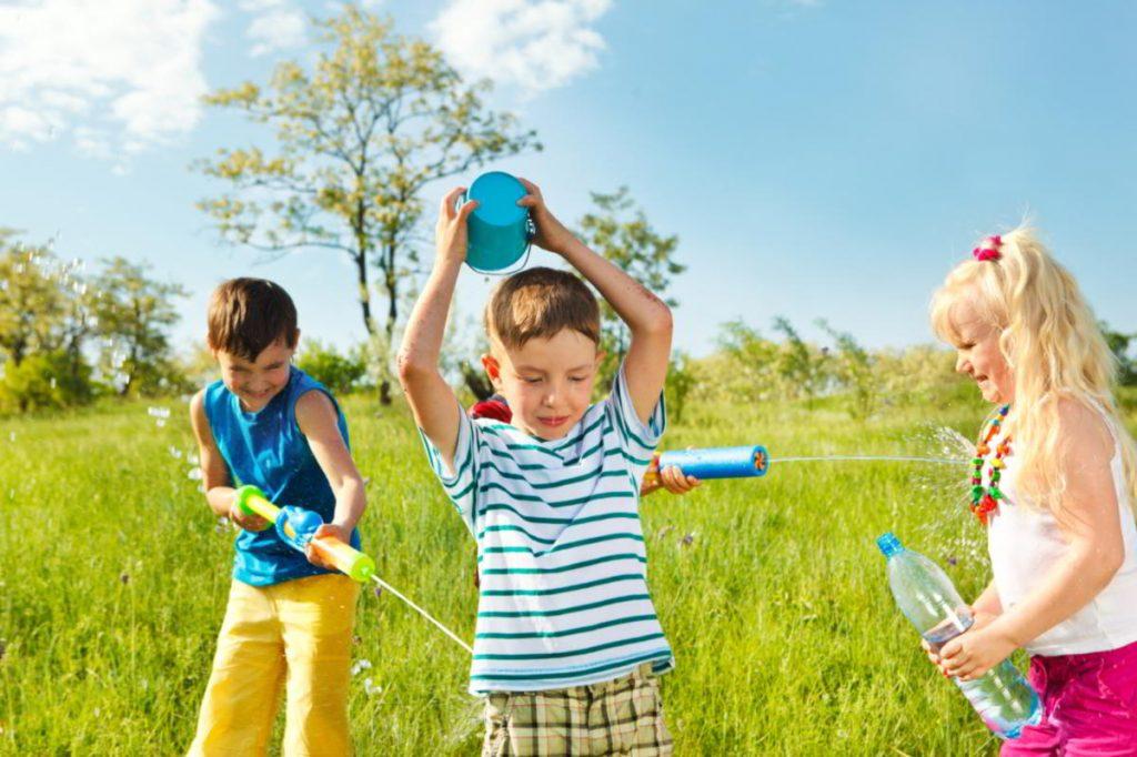 Amazing Fun Water Activities For Your Kids