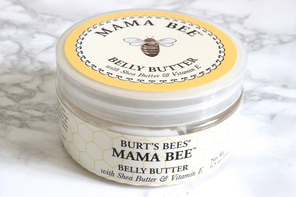 Burt's Bees Mom Bee Tummy Butter