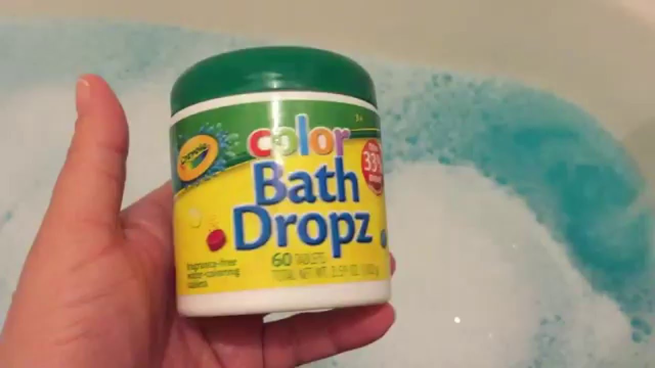 Color Bath Dropz
