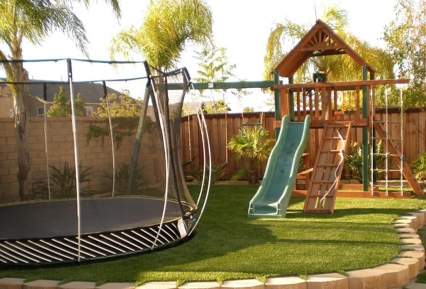 Different Ways To Create Kid-Friendly Backyard On A Budget