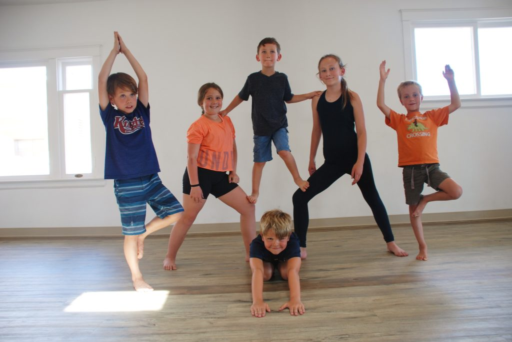 Group Yoga Games