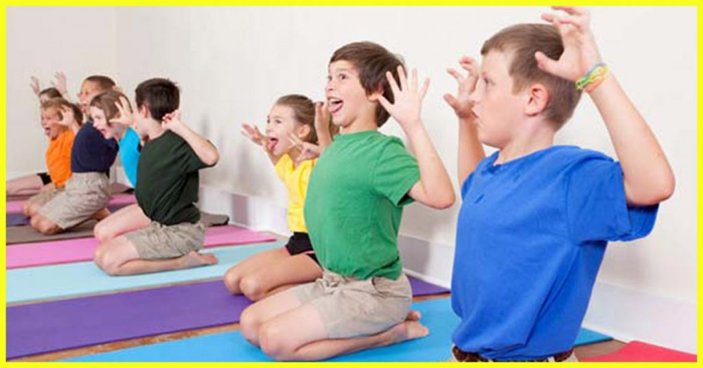 Teach Beneficial Yoga Animals Poses To Kids