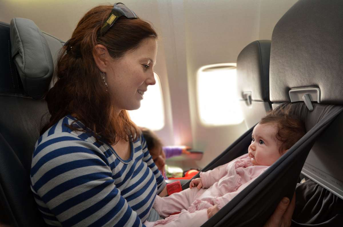 Why Do Babies Cry on Airplanes and How to Handle It