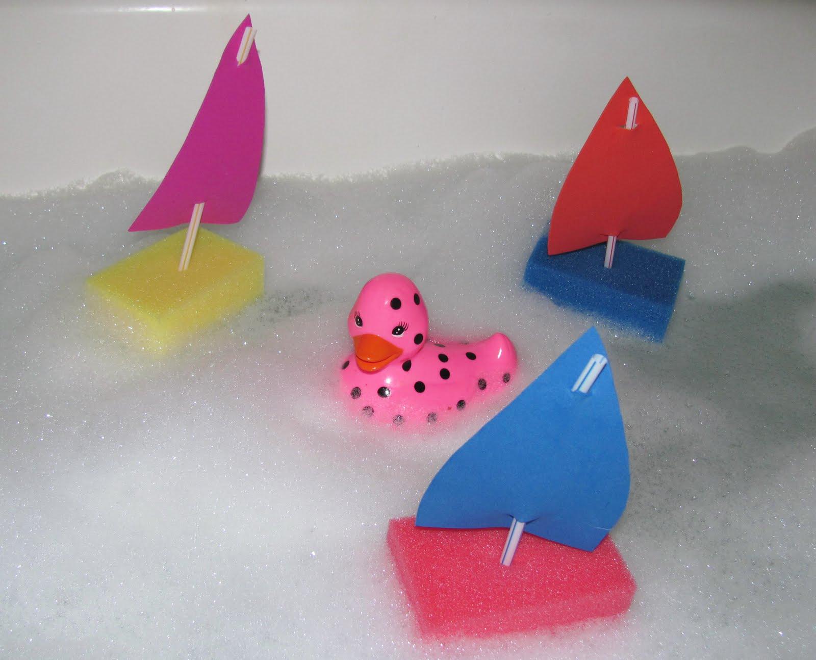 Sponge Boats