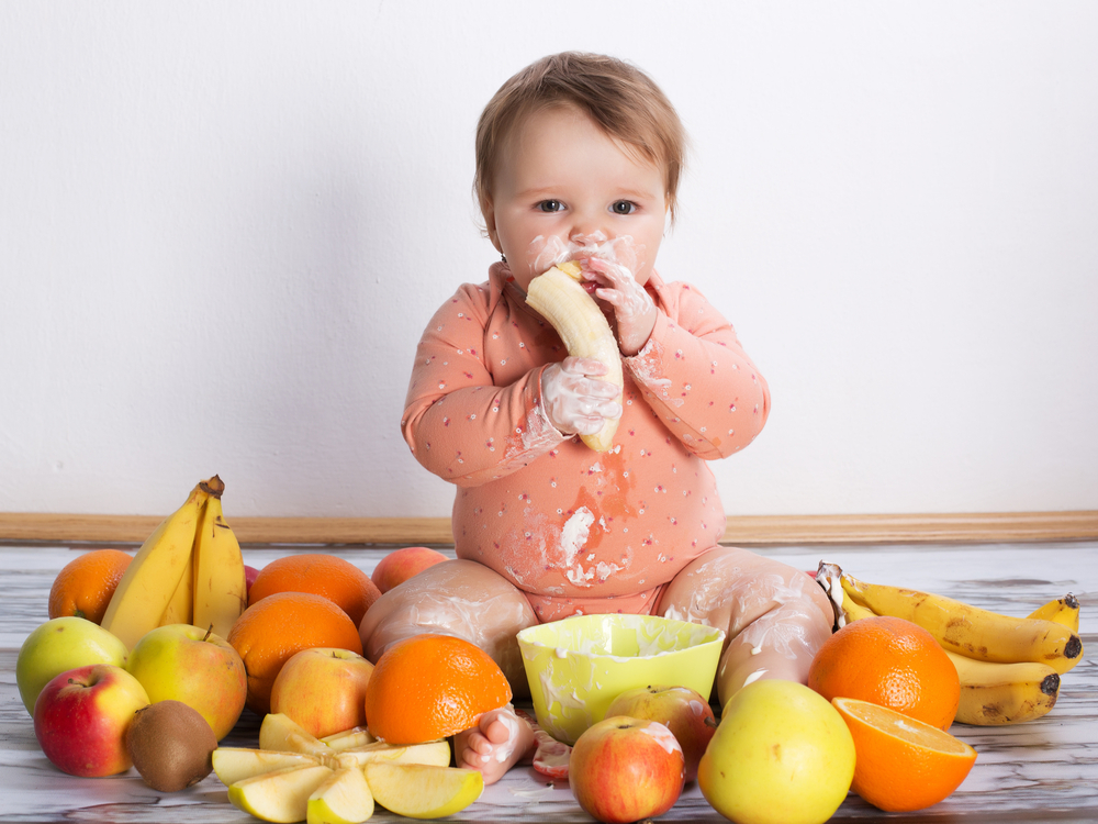 Toddler to Consume More Food