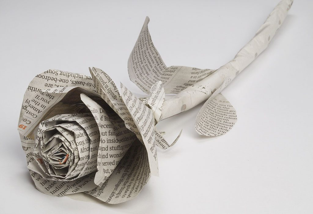 Wonderful Ways To Create Newspaper Crafts For Kids