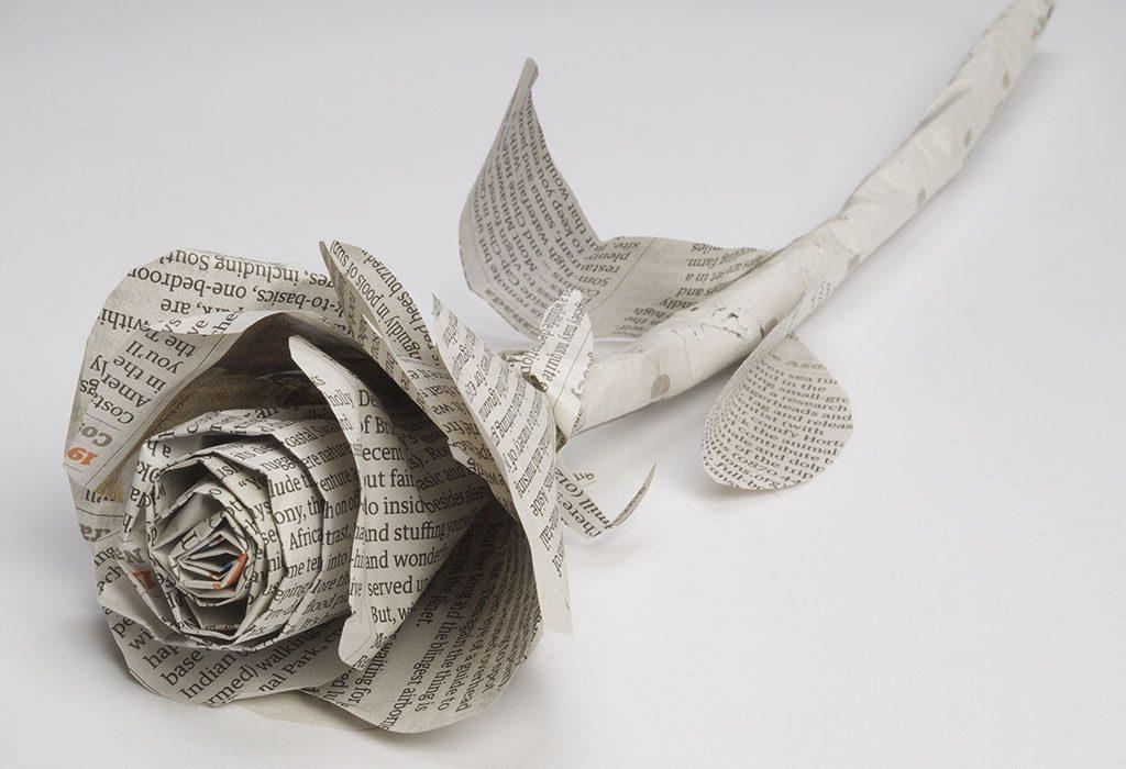 Wonderful Ways To Create Newspaper Crafts For Kids