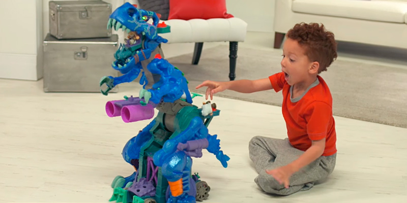 6 Fun Loving Dinosaur Toys For Kids