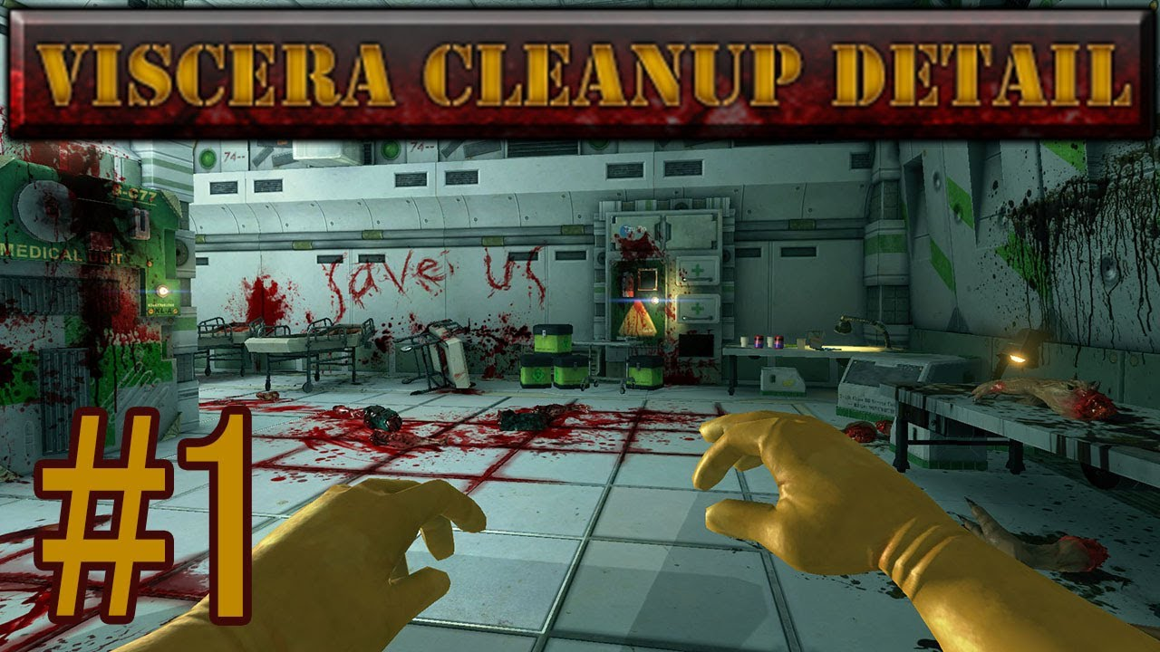 Cleanup Video Games
