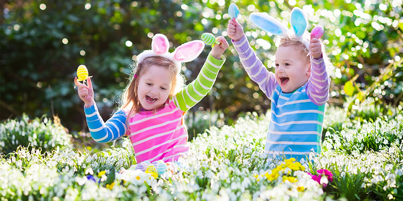 10 Easter Games To Play With Kids and Adults