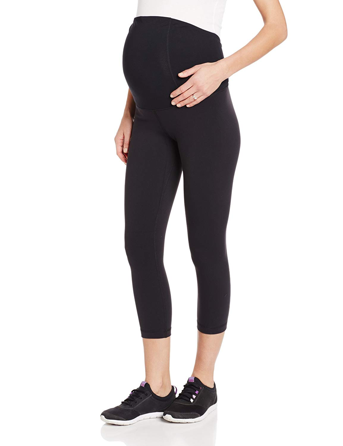Ingrid & Isabel Maternal Capri Pants