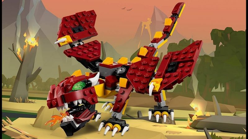 LEGO Designer 3-in-1 Mythological Animals