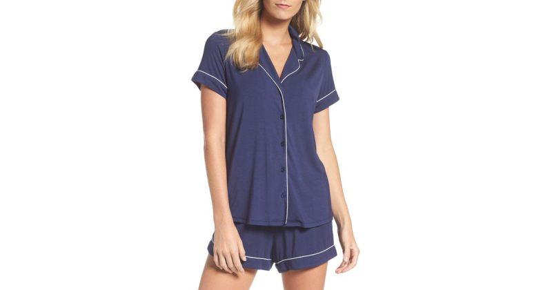 Moonlight Short Pajamas