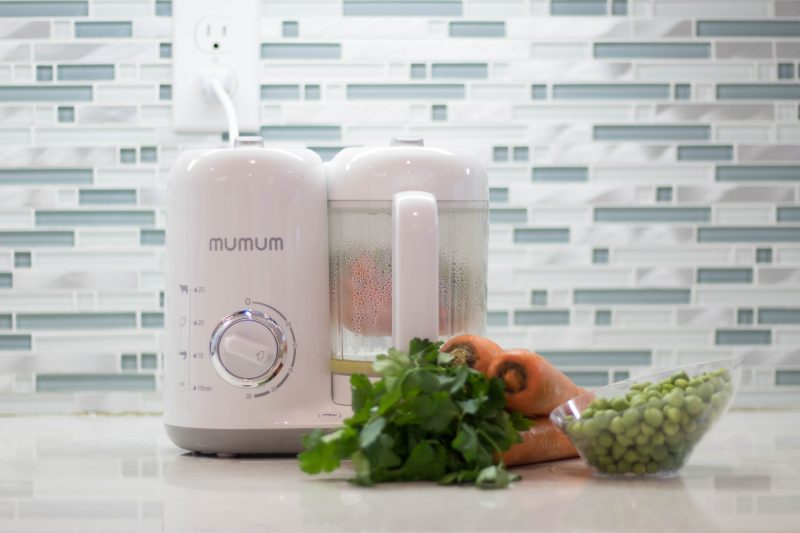 Mumum 4-in-1 Baby Food Maker
