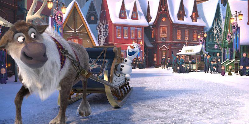 Placed Olaf