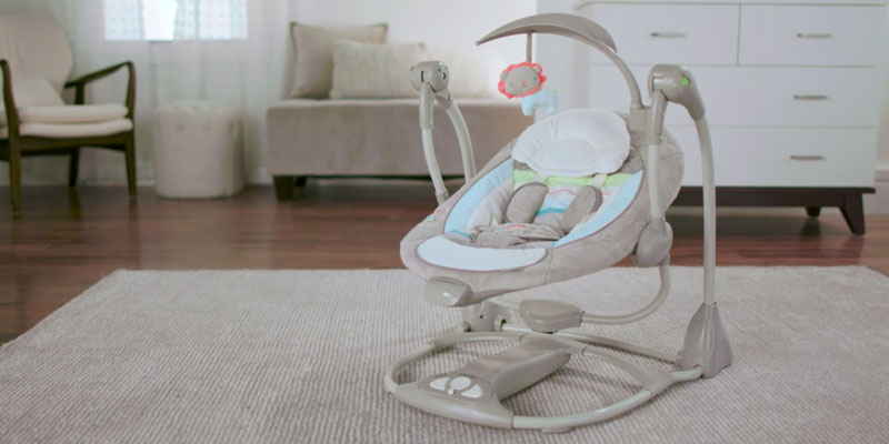 Top 8 Best Baby Swings For Newborn