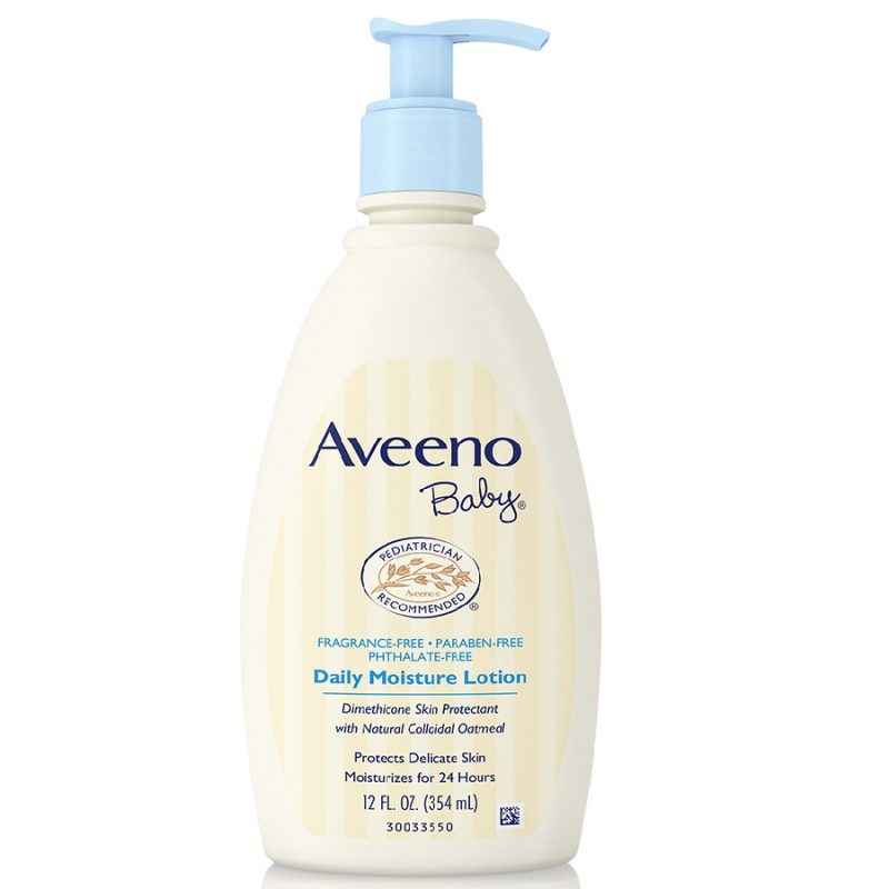 Aveeno Child Daily Moisture Lotion