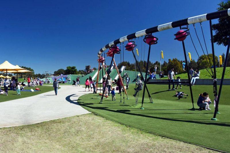 Blaxland Riverside Park, Sydney Olympic Park