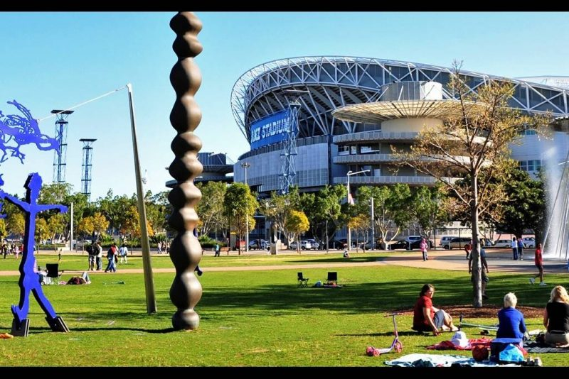 Cathy Freeman Park, Sydney Olympic Park