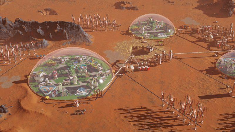 Enduring Mars