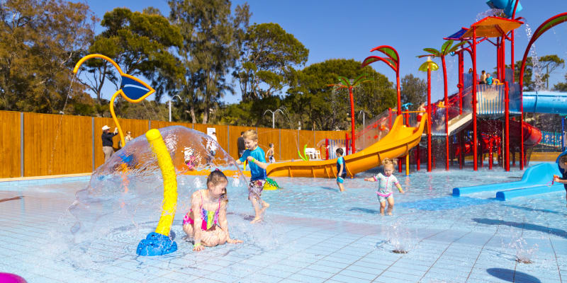 Enjoy With Kids at Best Water Parks In Sydney