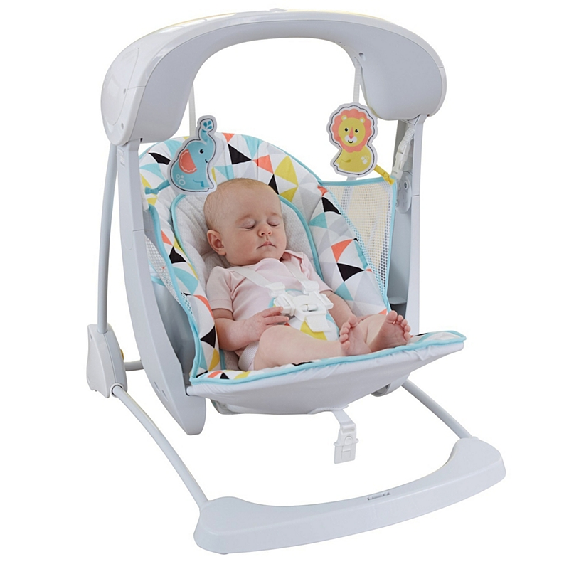 Fisher-Price Deluxe Take Along Swing as well as Seat