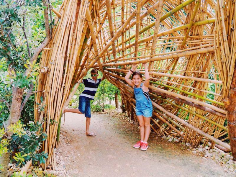 Ian Potter Children's Wild Play Garden, Centennial Park