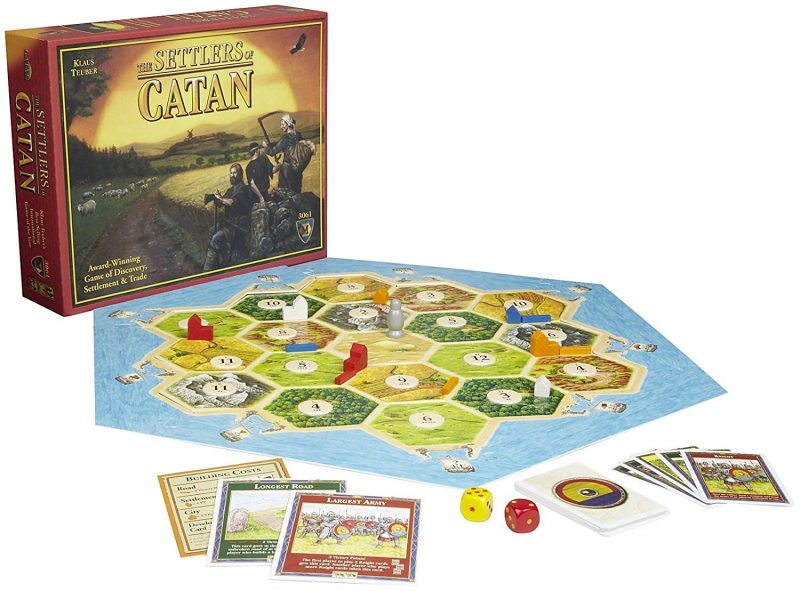 Inhabitants of Catan