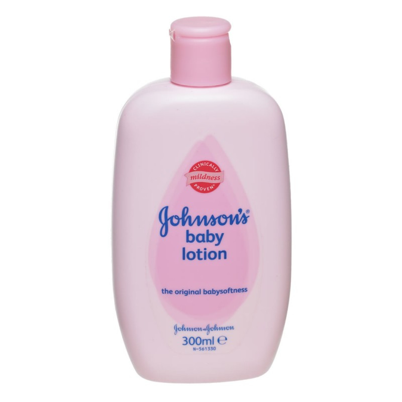 Johnson Infant Lotion Cream