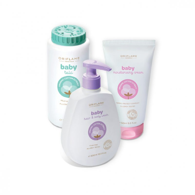 Oriflame Child Baby Powder