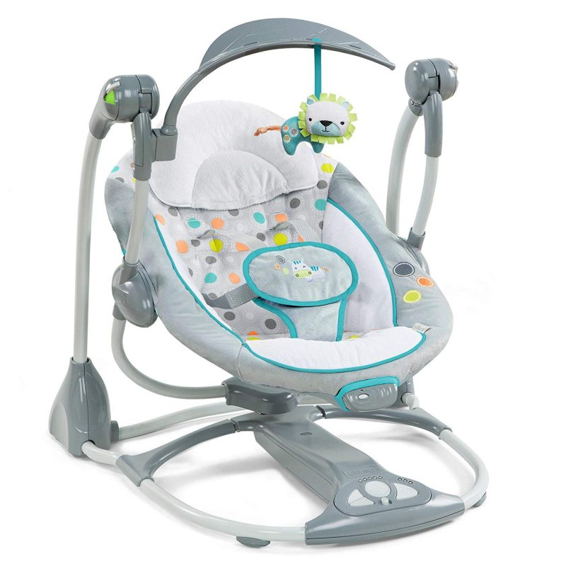 Resourcefulness Swing'n Go Portable Baby Swing