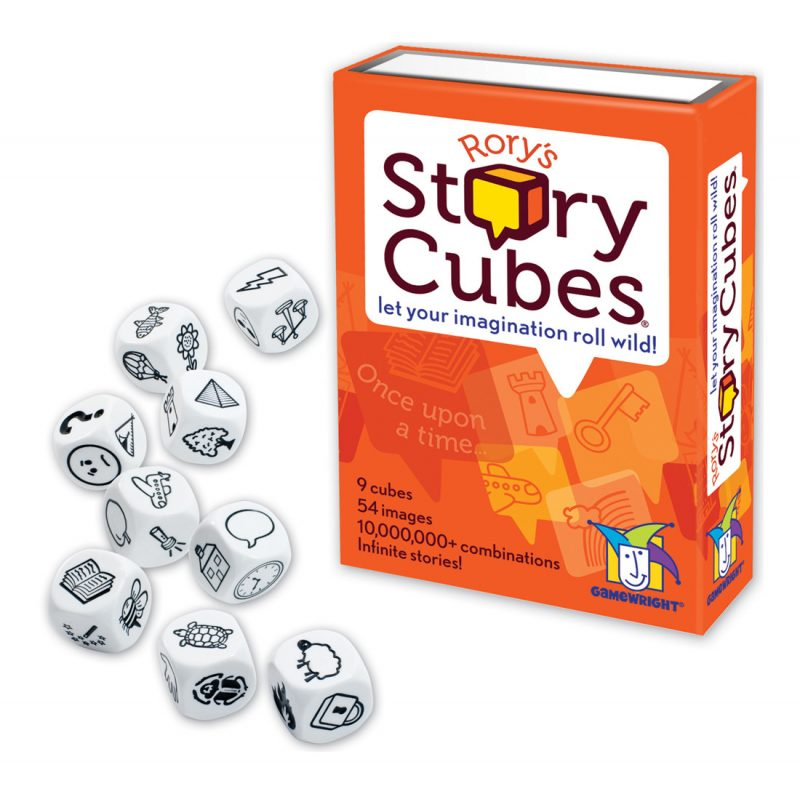 Rory's Tale Cubes